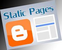 Aplicar estilos as páginas estáticas no Blogger