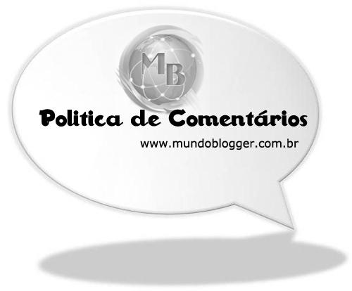 Mudanças na Politica de Comentários