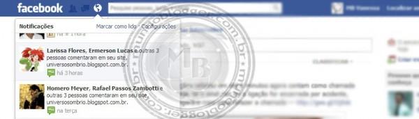 Moderando os comentários do facebook no blogger