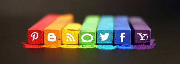 Como as redes sociais podem aumentar a popularidade de um blog?