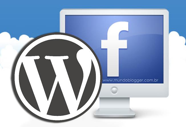 Plugin do Facebook para WordPress