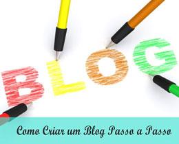 Como criar um blog Grátis em 3 passos!