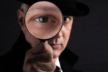 Detetive é pago para fazer contra espionagem