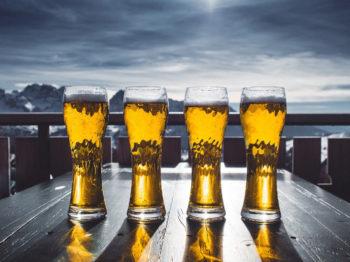 7 marcas de cervejas mais vendidas em bares e restaurantes