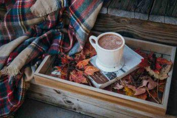 Passo a passo para fazer chocolate quente em casa
